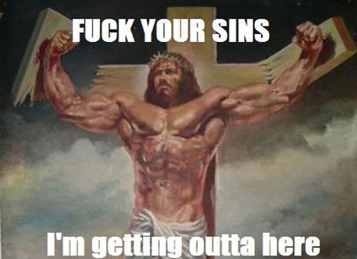 funny-Jesus-strong-muscles